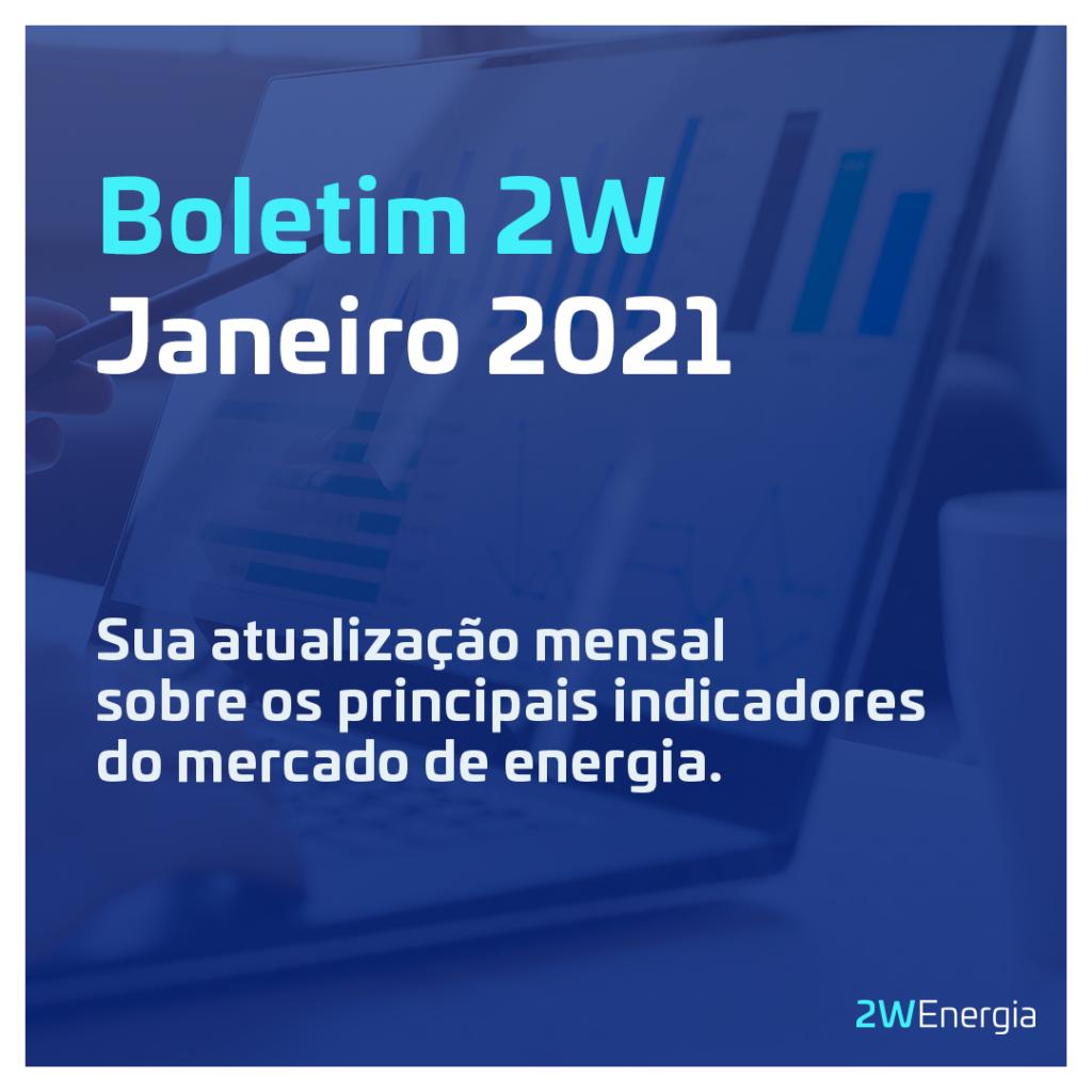 Boletim 2W Janeiro 2021