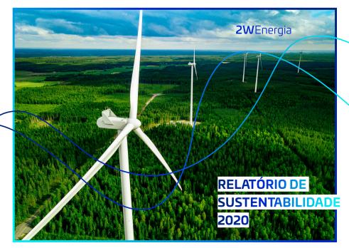Faça o download do nosso primeiro relatório de sustentabilidade